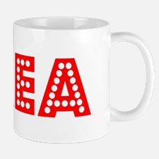 Retro Brea (Red) Mug