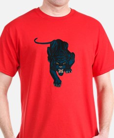 Sleek Panther T-Shirt