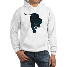 Sleek Panther Hoodie