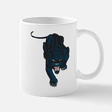 Sleek Panther Mug