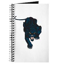 Sleek Panther Journal