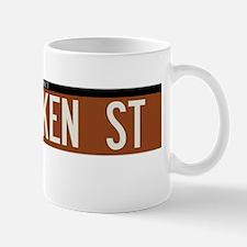 Weehawken Street in NY Mug