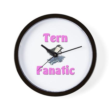 Tern Fanatic Wall Clock