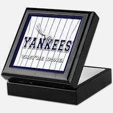 The Yankees... Keepsake Box