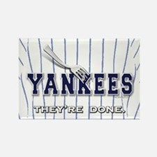 The Yankees... Rectangle Magnet