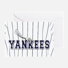 The Yankees... Greeting Card