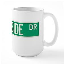 Morningside Drive in NY Mug