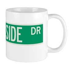 Morningside Drive in NY Mug