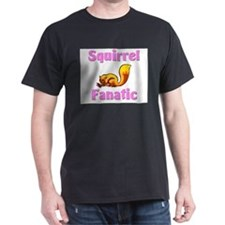 Squirrel Fanatic T-Shirt