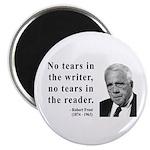 Robert Frost 3 Magnet