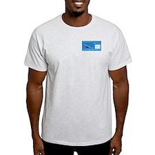 ISA T-shirt (grey)