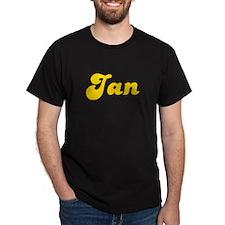 Retro Jan (Gold) T-Shirt