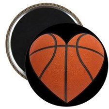 basketball patch Magnet