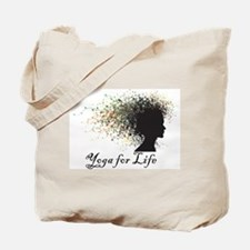 Yoga For Life Tote Bag
