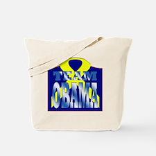 Team Obama Tote Bag