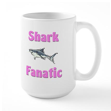 Shark Fanatic Large Mug