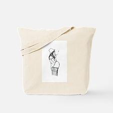 Cute Secondhand smoke Tote Bag