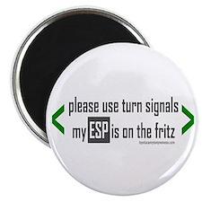 turn signals magnet