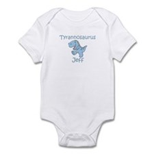 Tyrannosaurus Jeff Infant Bodysuit