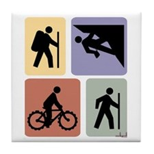 Multi Sport Guys: Tile Coaster