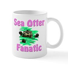 Sea Otter Fanatic Mug