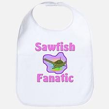 Sawfish Fanatic Bib