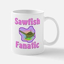 Sawfish Fanatic Mug