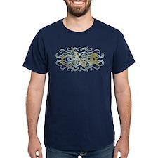 CNA Intricate Grunge Graphic T-Shirt