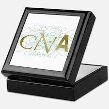 CNA Intricate Grunge Graphic Keepsake Box