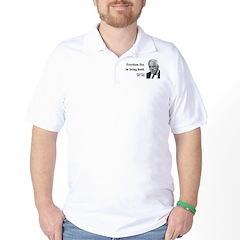 Robert Frost 2 Golf Shirt