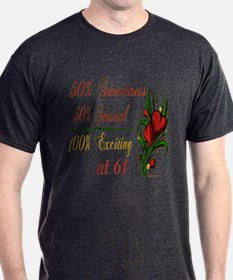 Exciting 61st T-Shirt