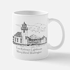 Pt. Robinson Lighthouse Mug