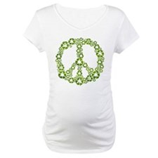 Green Recycle Peace Shirt