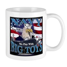 US NAVY BIG TOYS Mug