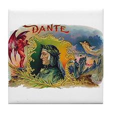 $9.99 Dante's Inferno Tile Coaster