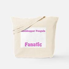 Rockhopper Penguin Fanatic Tote Bag