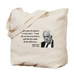 Robert Frost 1 Tote Bag