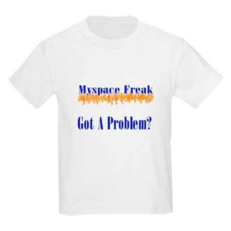MySpace Freak Kids Light T-Shirt
