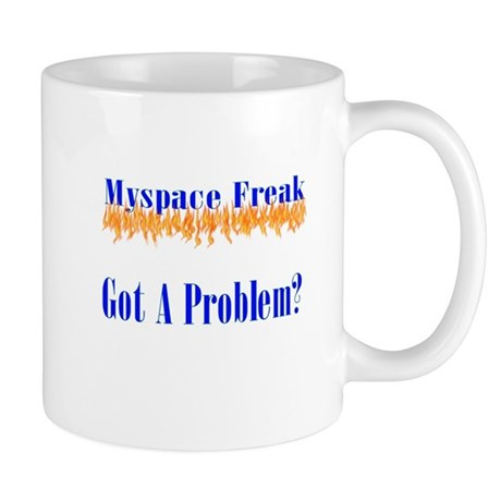 MySpace Freak Mug