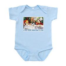 A Very Merry Unbirthday! Infant Bodysuit