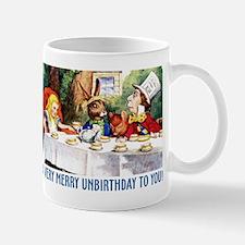 A Very Merry Unbirthday! Small Small Mug