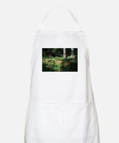 Deep in the Forest BBQ Apron