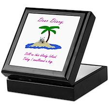 Dear Diary... Keepsake Box