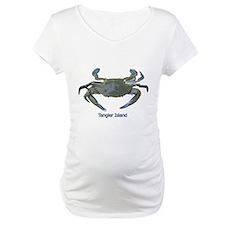 Tangier Island Blue Crab Shirt