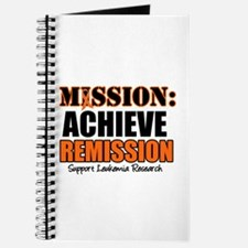 Mission Remission Leukemia Journal