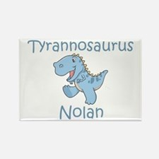 Tyrannosaurus Nolan Rectangle Magnet