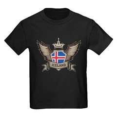 Iceland Emblem T