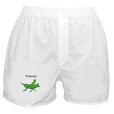 Patience Grasshopper Boxer Shorts