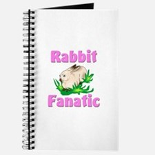 Rabbit Fanatic Journal