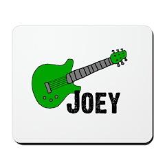 Guitar - Joey Mousepad
